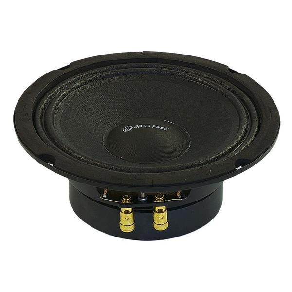 "Bassface PAW6.1 160w 6.5"" 17cm 8Ohm Mid Woofer Midbass Driver SQ Speaker Single Thumbnail 2"