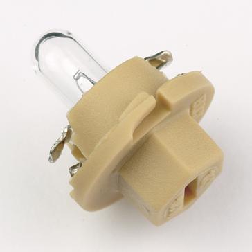 Ring Automotive RU509TMBE Car Van 12V 1.5W Beige Base Indicator Panel Bulb Single Thumbnail 1