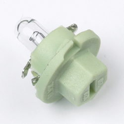 Ring Automotive RU509TMGR Car Van 12V 2W Green Base Indicator Panel Bulb Single Thumbnail 1