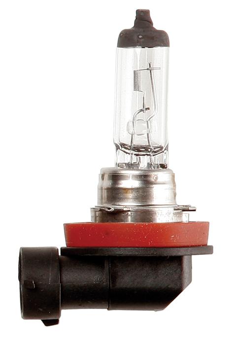 Ring Automotive RU711 Car Van 12V 55W H11 Headlamp Headlight Bulb Single