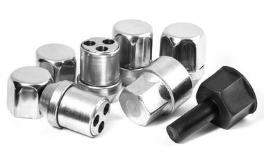 Trilock DGI M12 x 1.25 19mm 60° Locking Wheel Nut For Subaru Suzuki Thumbnail 1