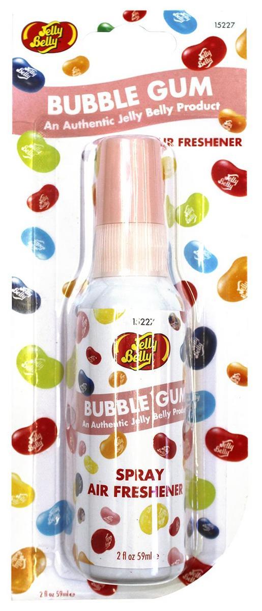 Jelly Baby 15227 Car Office Long Lasting Bubblegum Air Freshener Spray Single