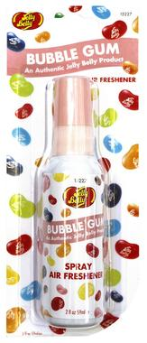 Jelly Baby 15227 Car Office Long Lasting Bubblegum Air Freshener Spray Single Thumbnail 1
