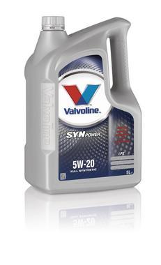 Valvoline 839696 Synpower Fe Sae 5W-20 5 Litre Thumbnail 1