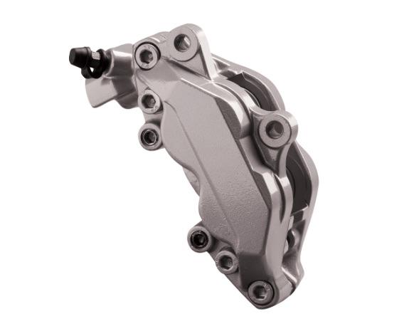 Foliatech FT2181 Car Performance Brake Caliper Paint Metalic Grey Kit