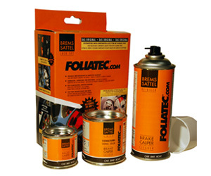 Foliatech FT2181 Car Performance Brake Caliper Paint Metalic Grey Kit Thumbnail 2