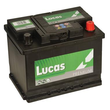 Lucas Premium LP027 12v 56Ah 540CCA Audi Ford Vaux BMW VW Volvo Car Battery Thumbnail 1