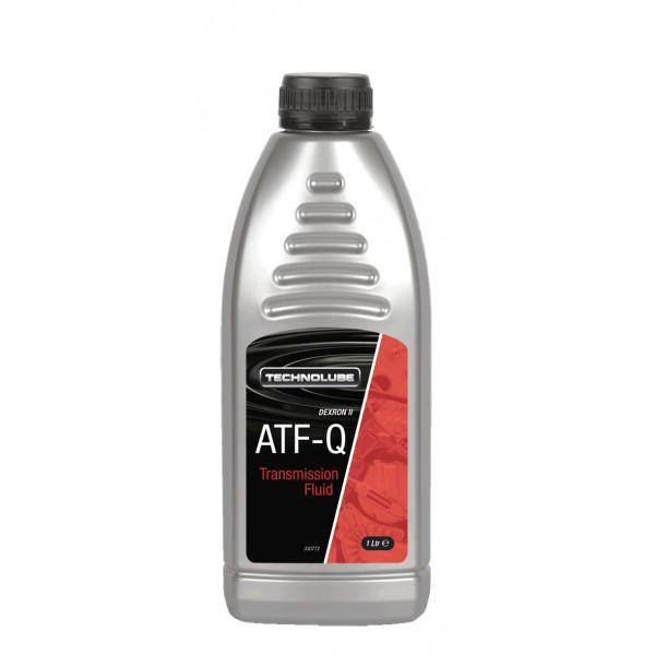 Technolube ADQ010 ATF-Q Dexron 2 Car Van 1 Litre Transmission Fluid