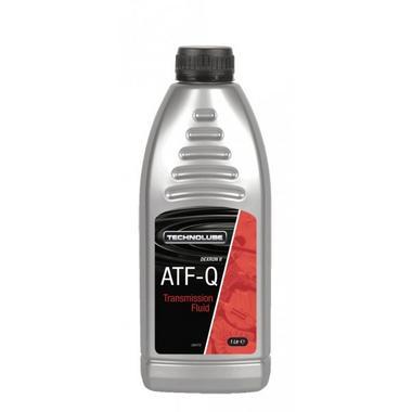 Technolube ADQ010 ATF-Q Dexron 2 Car Van 1 Litre Transmission Fluid Thumbnail 1