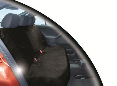 Streetwize HDRBKSC Automotive Car Heavy Duty Waterproof Single Rear Black Single Thumbnail 1