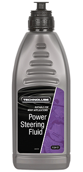 Technolube AHS010 Car Van 1 Litre Power Steering Oil