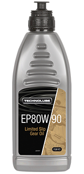 Technolube ALS010 EP80W90 Limited Slip Car Van 1 Litre Gear Oil Thumbnail 1
