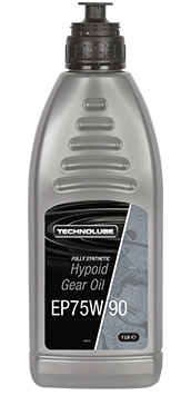 Technolube AFS010 EP75W90 Hypoid Car Van 1 Litre Gear Oil