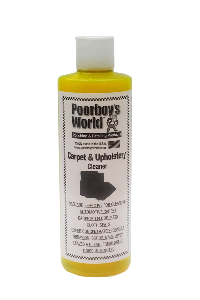 Poorboys PB-CUC16 Car Detailing Poorboys Carpet & Upholstery Cleaner 474ml