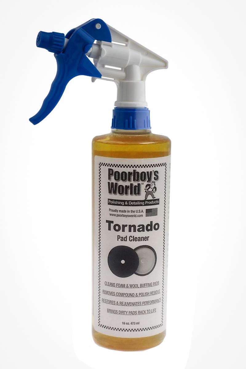 Poorboys PB-TPC16 Car Detailing Poorboys Tornado Pad Cleaner Single