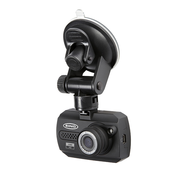 "Ring Automotive RBGDC15 12V 24V In Car Hd 1.5"" Mini Dash Camera Single"