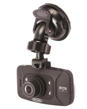 "Ring Automotive RBGDC50 12V 24V In Car Compact Hd 2.7"" Dash Camera Single"