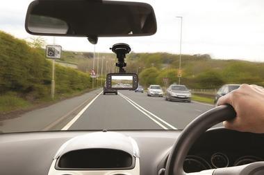 "Ring Automotive RBGDC50 12V 24V In Car Compact Hd 2.7"" Dash Camera Single Thumbnail 4"