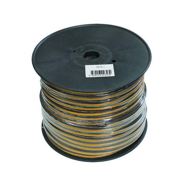 Bassface PSC10.1 75m Roll 10AWG 6mm 15% CCA Speaker Cable Wire 525 Strand Thumbnail 2