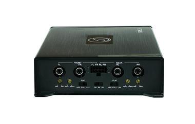 Bassface DB4.3 700w 4/3/2 Channel Class D Micro Sized Car Speaker Amplifier Thumbnail 5