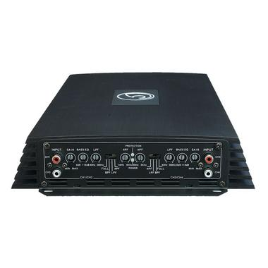Bassface DB4.4 2400w 4/3/2 Channel Class AB Car Speaker Stereo SQ Amplifier Amp Thumbnail 4
