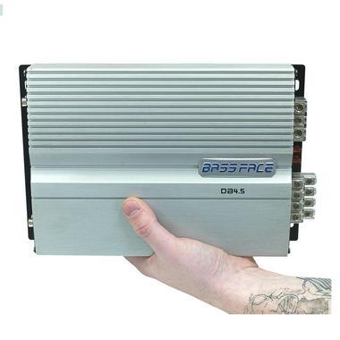 Bassface DB4.5 2000w 4/3/2 Channel Class D Mini Car Speaker Stereo Amplifier Amp Thumbnail 1