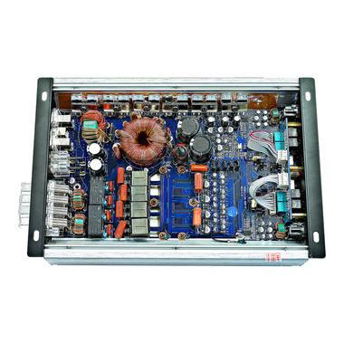 Bassface DB4.5 2000w 4/3/2 Channel Class D Mini Car Speaker Stereo Amplifier Amp Thumbnail 2