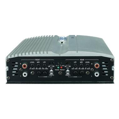 Bassface DB4.5 2000w 4/3/2 Channel Class D Mini Car Speaker Stereo Amplifier Amp Thumbnail 3