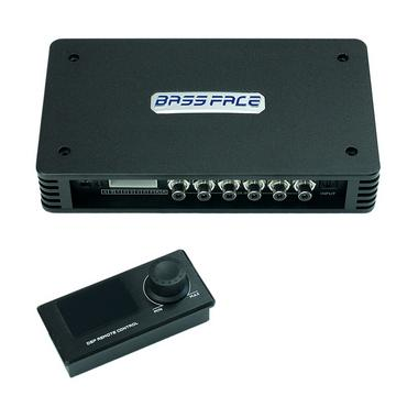 Bassface DSP8.1 12v Car Audio RCA 31 Band P EQ DSP Crossover Time Alignment 8 Channel Processor Thumbnail 1