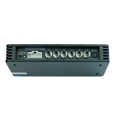 Bassface DSP8.1 12v Car Audio RCA 31 Band P EQ DSP Crossover Time Alignment 8 Channel Processor Thumbnail 2