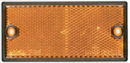 Ring Automotive RCT570 Trailer Towing Amber Side Marker Reflector X 2 Pair