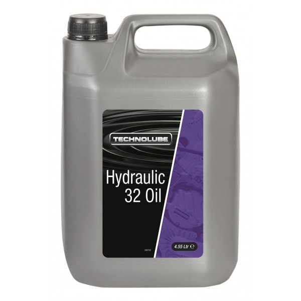 Technolube ATT455 Hydraulic 32 OIL Car Van 4.55 Litre Thumbnail 1