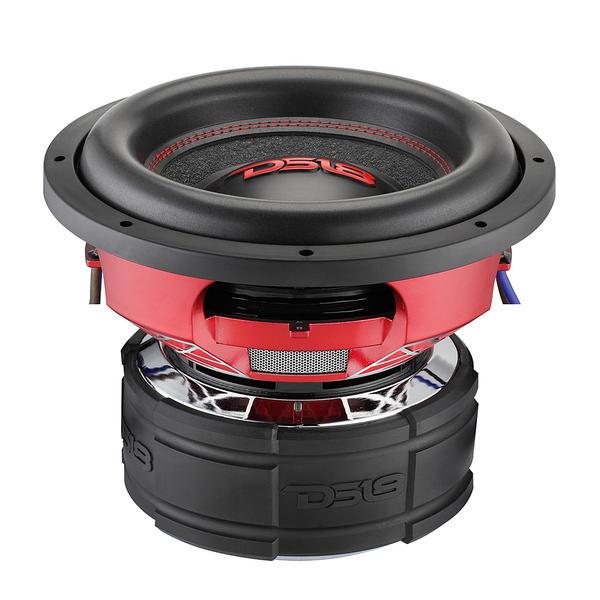 """DS18 HEN12.2D Car Audio 12"""" Competition Subwoofer 3500 Watts DVC 2 Ohm Thumbnail 2"""