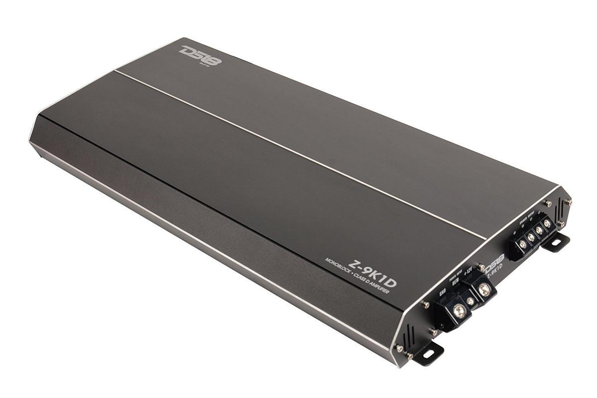 DS18 Elite Z-9K1D 9000 Watt Monoblock High Performance Power Amplifier Single