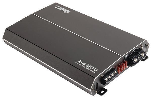 DS18 Elite Z-3K1D 3000 Watt Monoblock High Performance Power Amplifier Single Thumbnail 4
