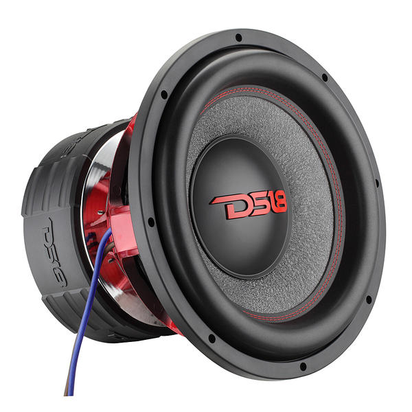 "DS18 HOOL15.4D Car Audio 15"" Hooligan Competition Subwoofer 6000 Watts DVC 4 Ohm Thumbnail 1"