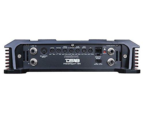 DS18 HOOLIGAN-8K 8000 Watts RMS Class D Monoblock High Power SPL Amplifier Single Thumbnail 3