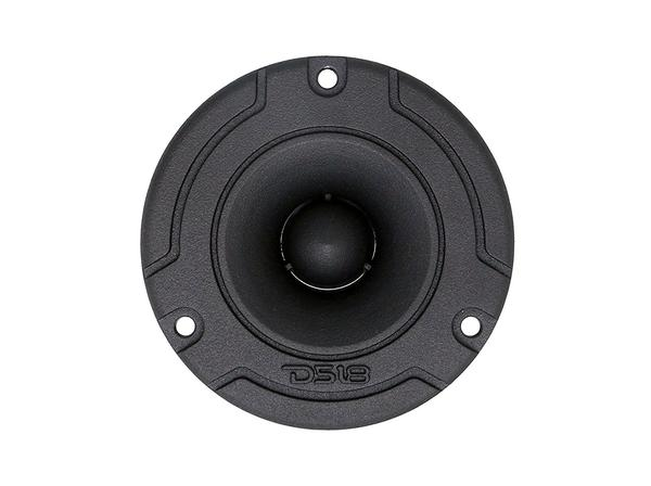"DS18 PRO-TW100B Car Audio Pair 1"" 300 Watt Titanium Super Bullet tweeter Pair Thumbnail 3"