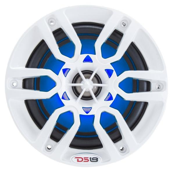 """DS18 NXL8 Marine Outdoor High End 8"""" Coaxial 375 Watts Speakers Pair Thumbnail 5"""