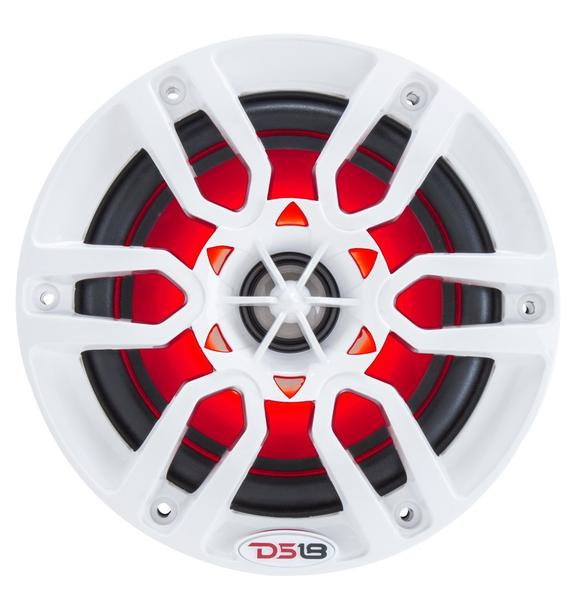 """DS18 NXL8 Marine Outdoor High End 8"""" Coaxial 375 Watts Speakers Pair Thumbnail 7"""