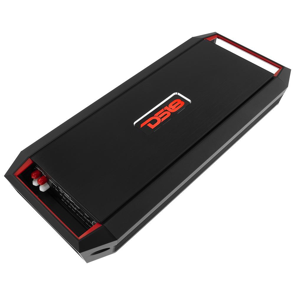 DS18 Car Amp 4 Channel 1600w Watt Audio Amplifier Stereo GEN-X1600.4 Full Range