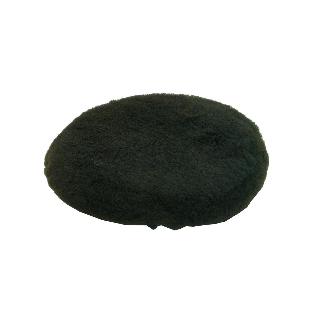 Car Cleaning 200mm Black Soft Lambs Wool Polishing Buffing Detailing Mop Head