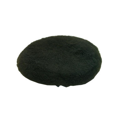 Car Cleaning 200mm Black Soft Lambs Wool Polishing Buffing Detailing Mop Head Thumbnail 1