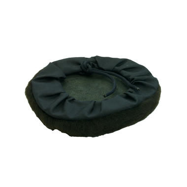 Car Cleaning 200mm Black Soft Lambs Wool Polishing Buffing Detailing Mop Head Thumbnail 2