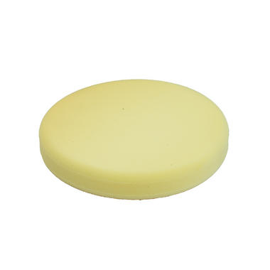 Car Cleaning 200mm Soft Yellow Velcro Polishing Cutting Detailing Mop Head Thumbnail 1