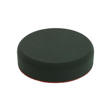 Car Cleaning 200mm Soft Black Velcro Polishing Cutting Detailing Mop Head Thumbnail 1