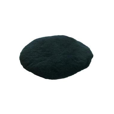 Car Cleaning 150mm Black Soft Lambs Wool Polishing Buffing Detailing Mop Head x 9 Thumbnail 2