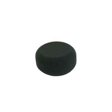 Car Cleaning 90mm Black Soft Velcro Polishing Cutting Detailing Mop Head x 9 Thumbnail 2