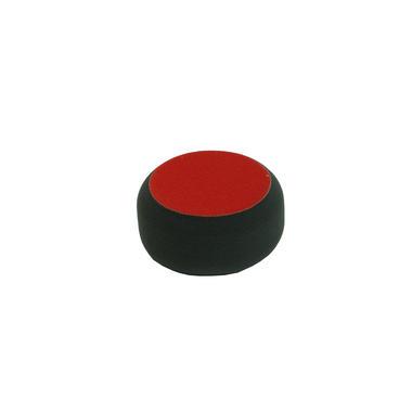 Car Cleaning 90mm Black Soft Velcro Polishing Cutting Detailing Mop Head x 9 Thumbnail 3