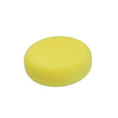 Car Cleaning 150mm Hard Yellow With Screw Polishing Cutting Detailing Mop Head x 3 Thumbnail 2